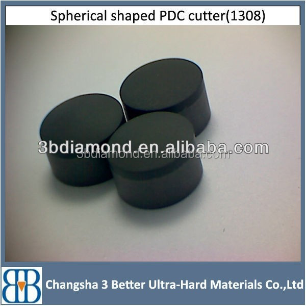 PDC 1308 cutters for mining/oil/gas/geological drilling