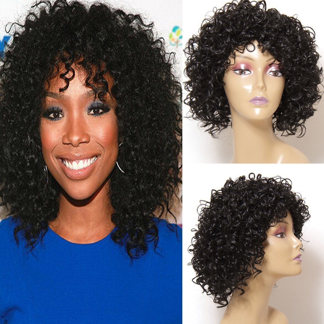 Cheap Black Natural Curly Hairstyles, find Black Natural Curly ...