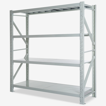 adjustable steel shelving storage rack shelvesheavy duty pallet rackinggrocery store shelving - Heavy Duty Storage Shelves