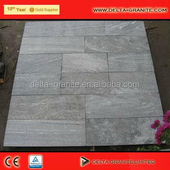 Tageslicht Grau Geflammt Biasca Gneis GranitChina Biasca Gneis - Gehwegplatten granit 50x50