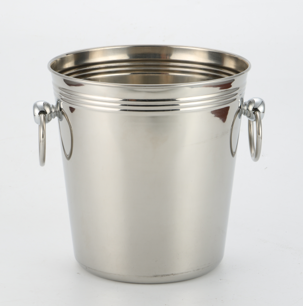 Top Quality 5.0L Stainless steel wine 더 시원해 customized 샴페인 큰 ice bucket