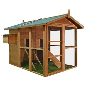 Wooden Chicken Layer Cage chick house chicken coop