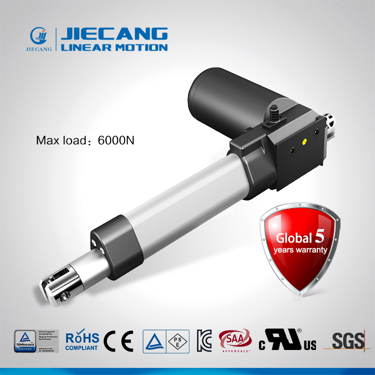 JIECANG JC35DF 12 volt high speed linear actuator for recliner chair partshospital bed motor