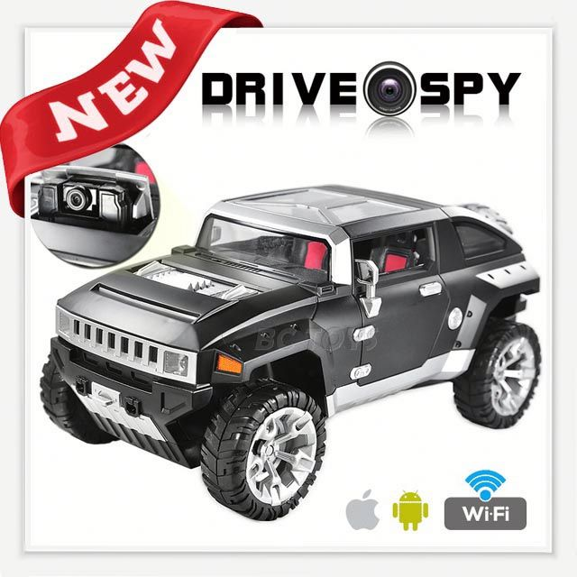 Hot sale 33cm 4ch wifi spy rc car with camera wifi antena car HY0069043