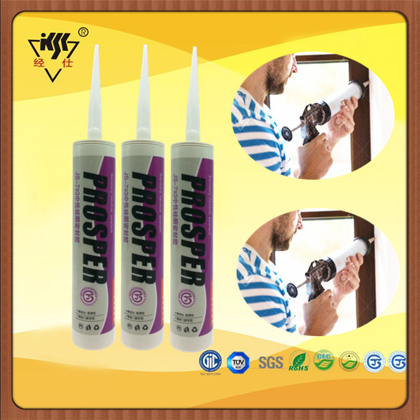 China Silicone Sealant Manufacturer Cheap Price High Adhesive RTV Neutral curing Weather Proof Silicone Sealant
