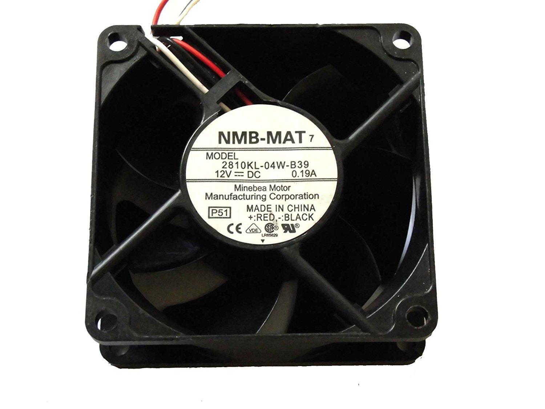 NMB 7025 2810KL-S4W-B39 XA1 1-787-646-12 12V 0.19A 3Wire Cooling Fan