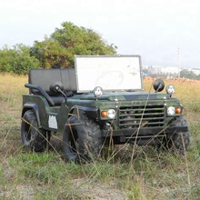 150cc Mini <span class=keywords><strong>Jeep</strong></span> Willly Army Green Camo <span class=keywords><strong>Colore</strong></span>