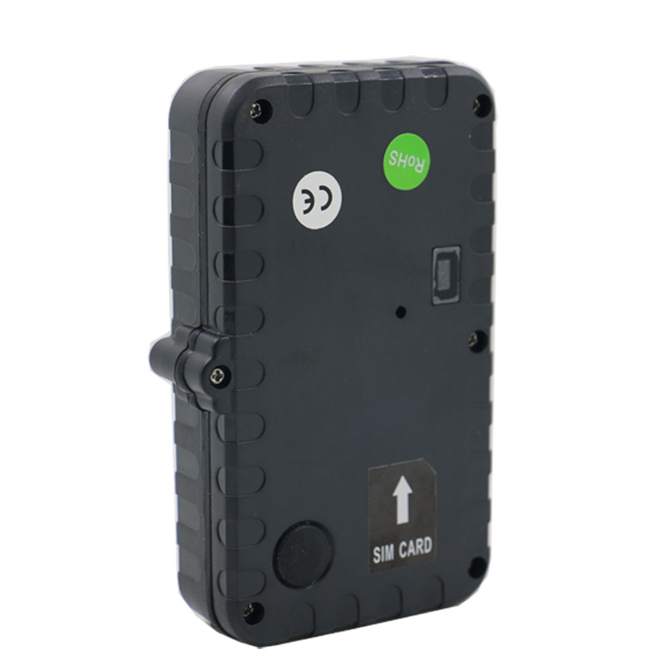 China top quality portable gps tracker with powerful magnet, long battery life 450days and waterproof level IP68