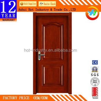 Soundproof Waterproof Interior Door Factory Direct Pvc Wooden Hot Por In Lebanon