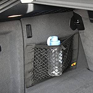 9 Moon 9 Moon Car Boot Cargo Net Magic Sticker Luggage Mesh Oganizer Bag Cargo Net for Honda Accord Civic CR-V CR-Z Crosstour Fit Odyssey Pilot Element