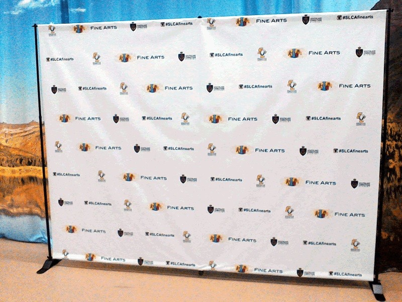 Custom Step And Repeat Backdrops Banner Quality Step