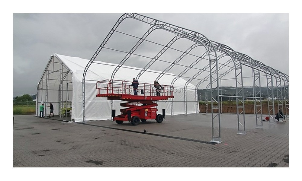 Customized Container Shelter Tents With Waterproof