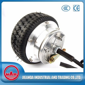 12v 24v 100w electric brushless dc motor for electric bicycle