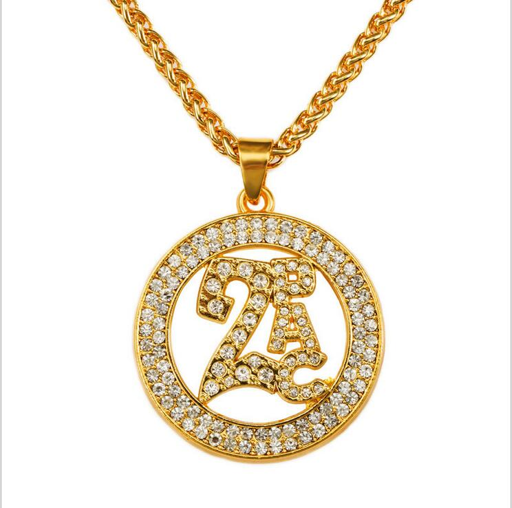 Popular 2pac Necklace-Buy Cheap 2pac Necklace lots from ...