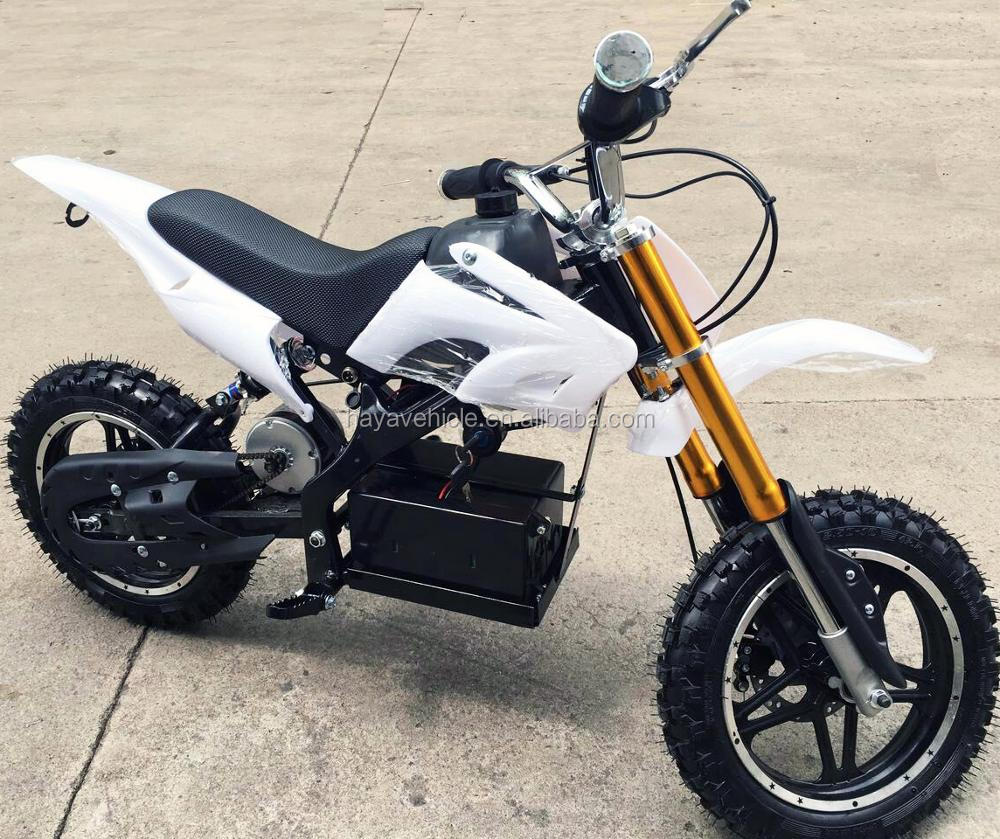 Electric Mini Dirt Bike for Kids 24v 250w