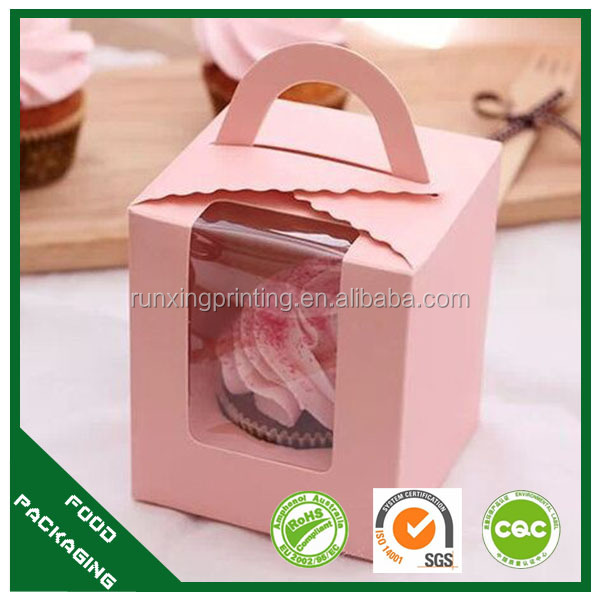 Excellent quality exported candy cake boxes
