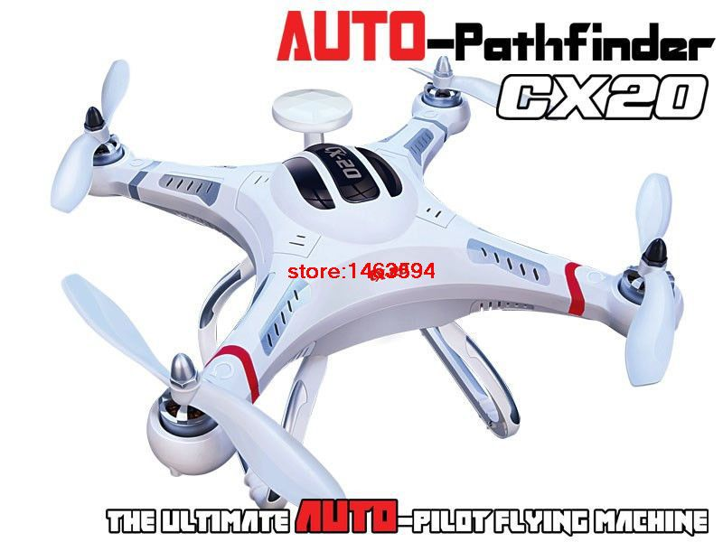 Cheerson CX-20 CX20 CX 20 2.4G RC Quadcopter 4-Axis RC Helicopter With GPS
