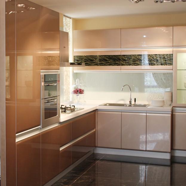 L vorm moderne keuken kasten keukenmeubelen product id:60171192804 ...