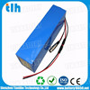 Customized 48 volt 11Ah lithium battery pack for cleaning machine