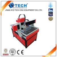 Jinan water cooled cnc router spindle motor cnc machine 6090