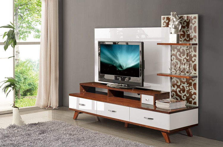 Zoe Ed101 Europe Wooden Living Room Furniture Tv Stand Design Europe
