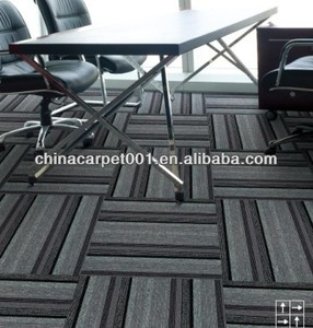 High quality Carpet Tiles with PP Yarn for Office (Small Loop Series)