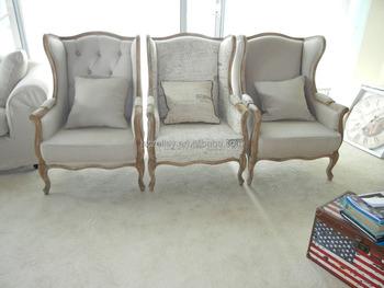 Italiaanse stijl chique cafe wachten sofa stoel moderne stof