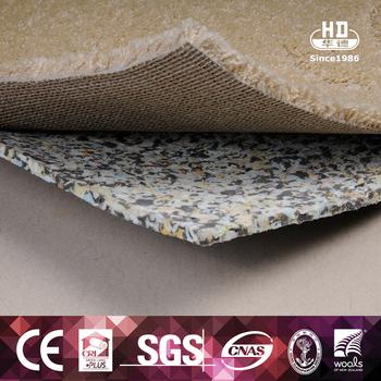 carpet underlay prices. low price waterproof carpet wall underlay prices