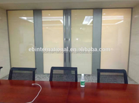 Opaque to clear glass walls pdlc EB GLASS BRAND