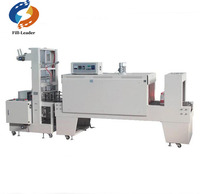 0-6 packs/min semi-auto shrink wrapper with temperature control
