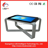 big size kiosk windows touch table manufacturer