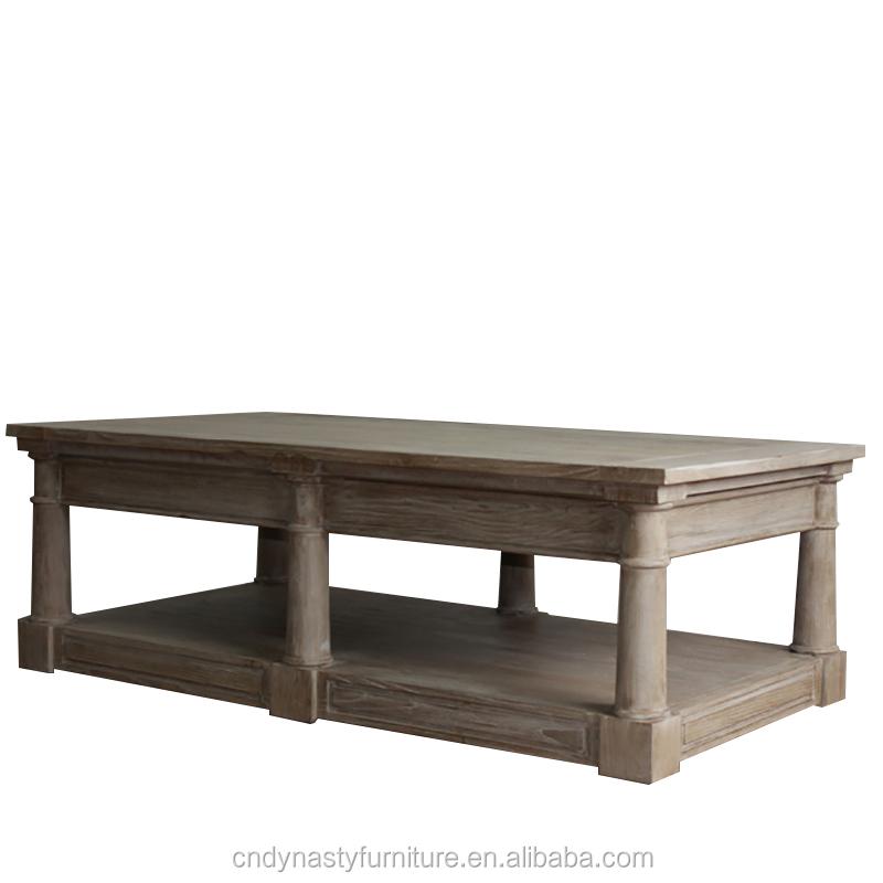 Venta al por mayor mesas rusticas de madera para sala-Compre online ...