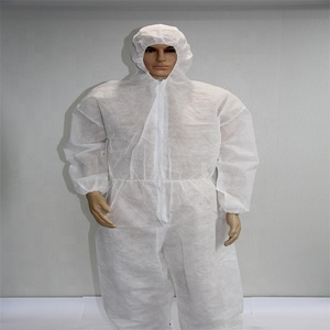 Hot sale new PP waterproof suit/ breathable protective garment/ PP microporous coverall