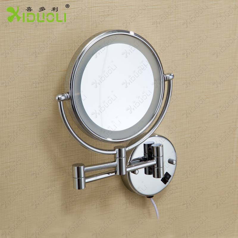 China Supplier Wall Mounted Bathroom Concave Mirror