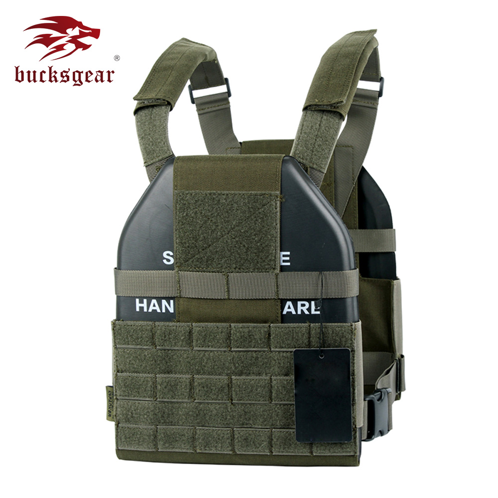 Bucksgear Chinese manufacturer cheap price wholesale military gear tactical bullet proof vest