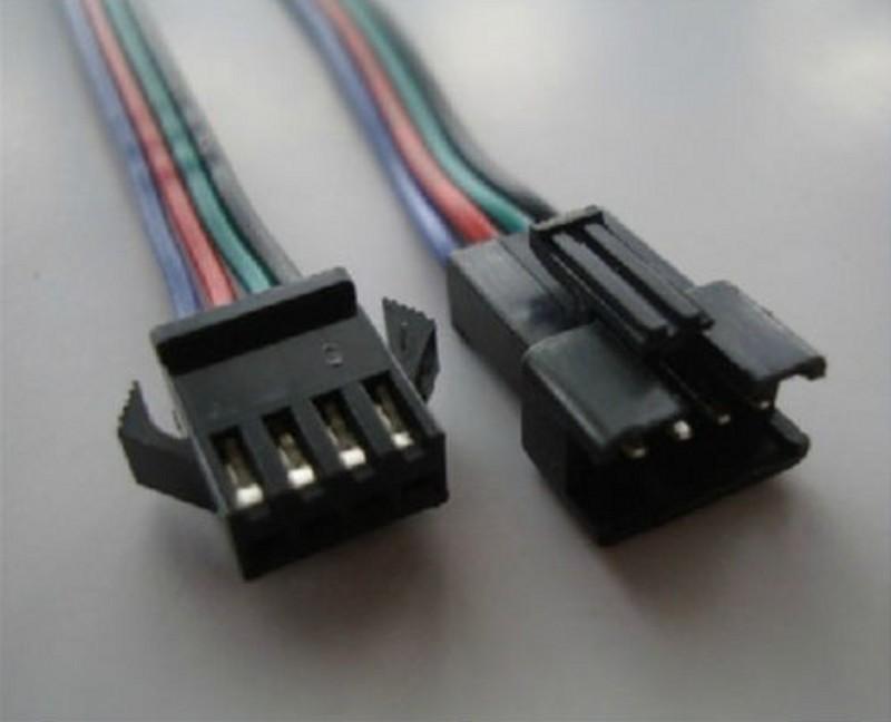 2 3 4 5 pin jst stecker m nnlich weiblich sm draht kabel zopf led streifen licht lampe fahrer. Black Bedroom Furniture Sets. Home Design Ideas