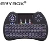 i9 mini pro Wireless game handle tuochpad mini Keyboard 2.4G Fly Air Mouse for Android TV Box
