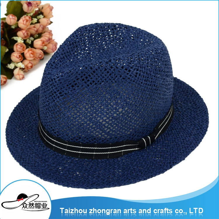 Chinese factory supply promotional Unisex sombrero straw hat wholesale