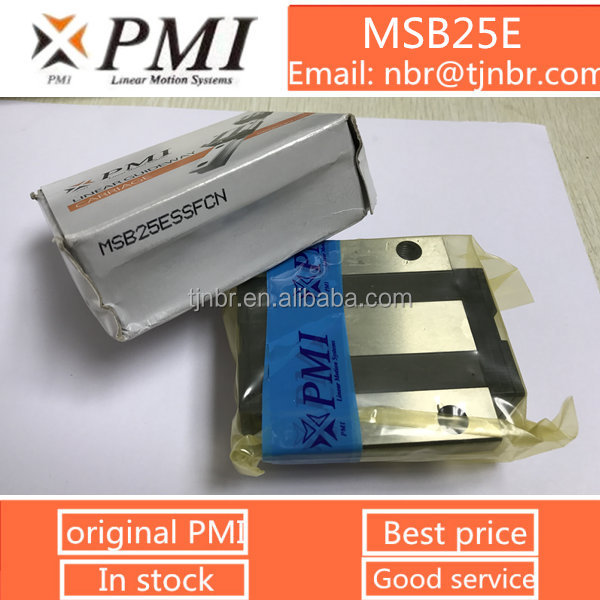low price linear guide rail MSB25E MSB25TE PMI