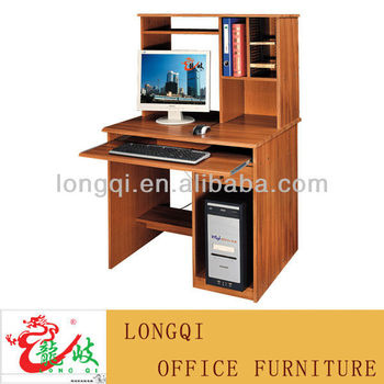 modern cheap high quality bedroom mdf pvc finish wooden study table computer desk view wooden. Black Bedroom Furniture Sets. Home Design Ideas