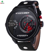 big men new sport promotion more time with private label watch manufacturers oem custom made dials time zone quartz watch