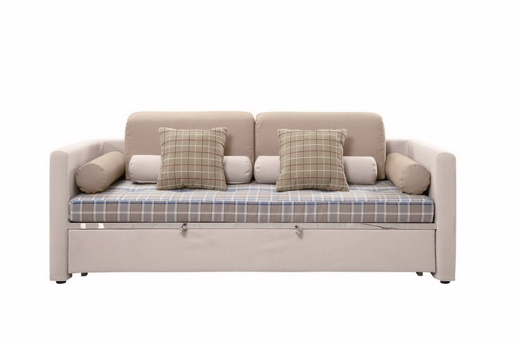 New Model Living Room Divan Sofa With Bed Design