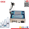 Multipurpose bottle expire date code printing machine