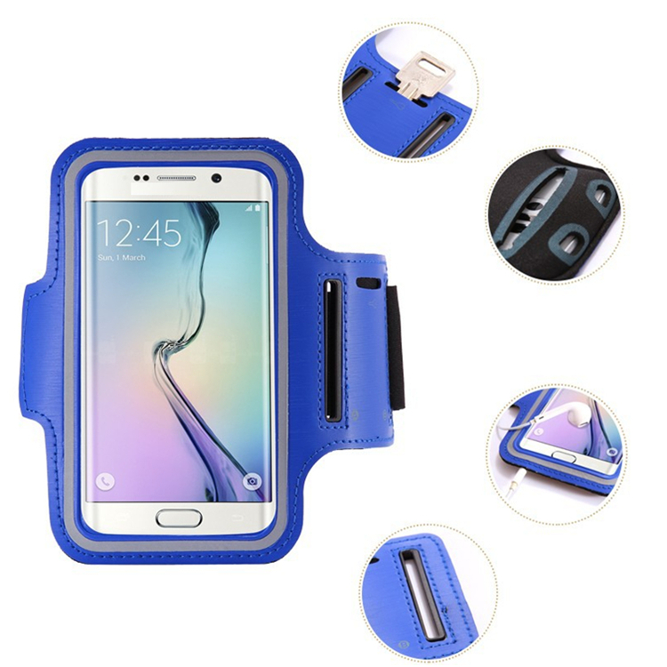 Low Price Wholesale Adjustable Waterproof Phone Armband