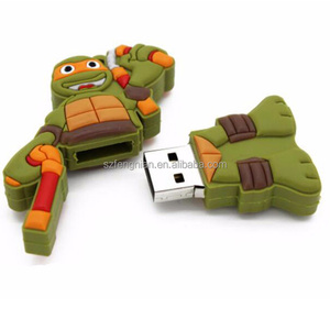 Teenage Mutant Ninja Turtles 4GB 8GB 16GB 32GB 64GB usb pendrive stick pen drive flash disk