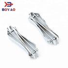 2019 new creative double-head good quality stainless steel nail extra thick toenail clippers