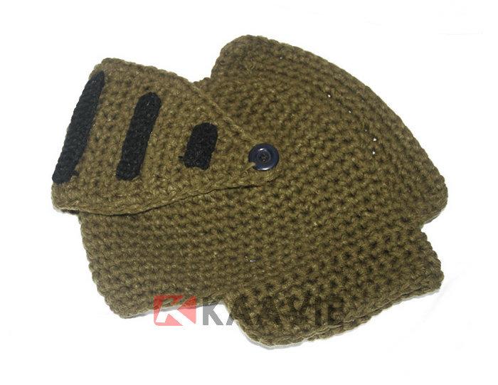 Knit Knight Helmet Pattern Free Kortnee Kate Photography