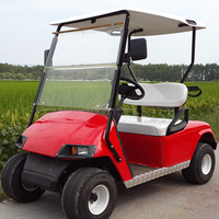 electric golf cart 2 person electric car 4wheel drive electric golf cart 2 seater small golf cart frame for sale