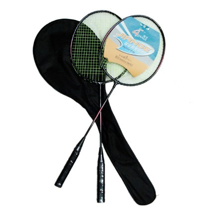 Hot Sales Groothandel Professionele Badminton Racket Ijzer Aluminium Carbon Racket Badminton Racket
