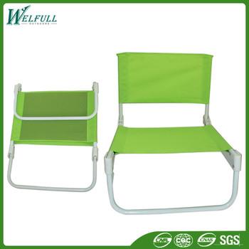 Lightweight Portable Steel Kids Folding Beach Chair